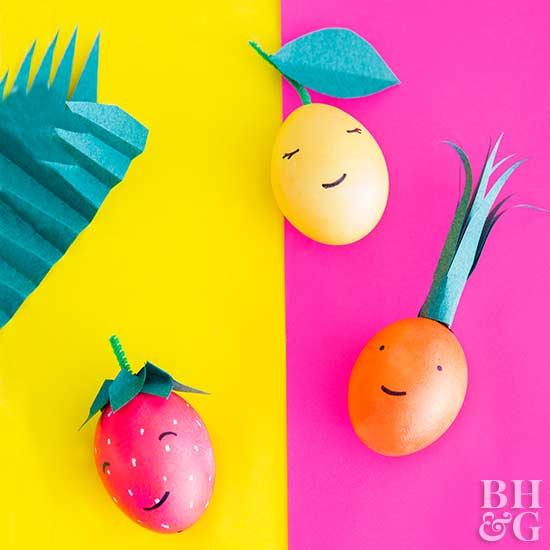 Зеленчукови яйца