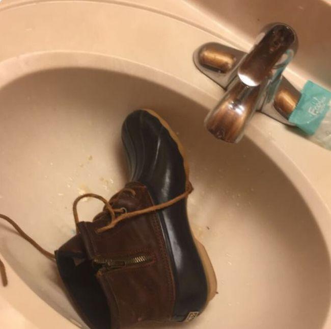 Мъжките бани