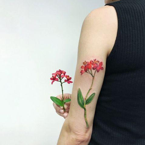 Пролетни идеи за татуировки