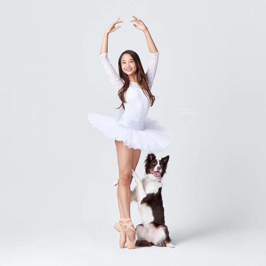 Красотата на балета и природата