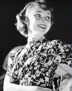 Одри Хепбърн през 1948г.