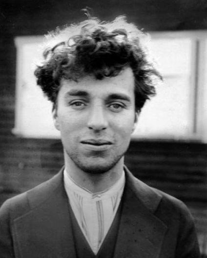 Младият Чарли Чаплин