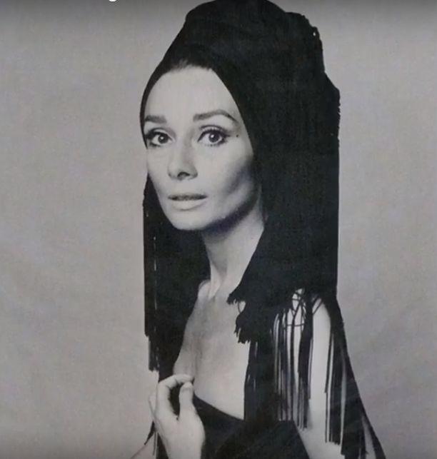 Одри Хепбърн през 1969г.