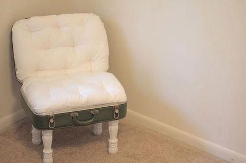 Удобно кресло от куфар