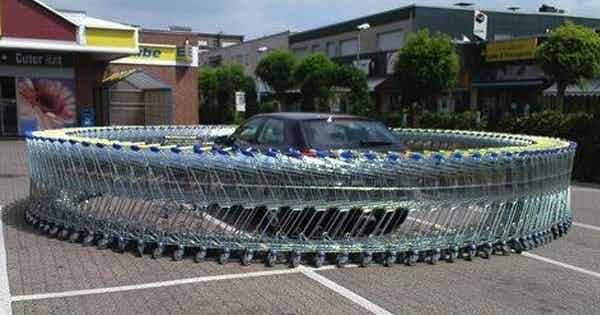 Капанът на супермаркетите