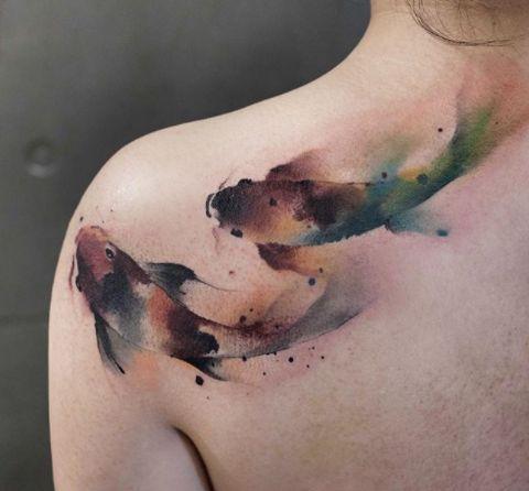 Свежи идеи за татуировки