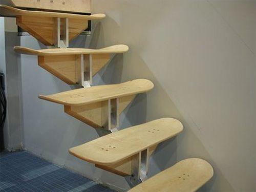 Или стълбище