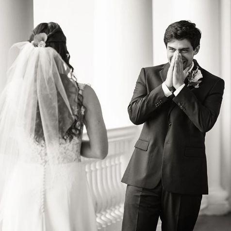 Сватбени емоции