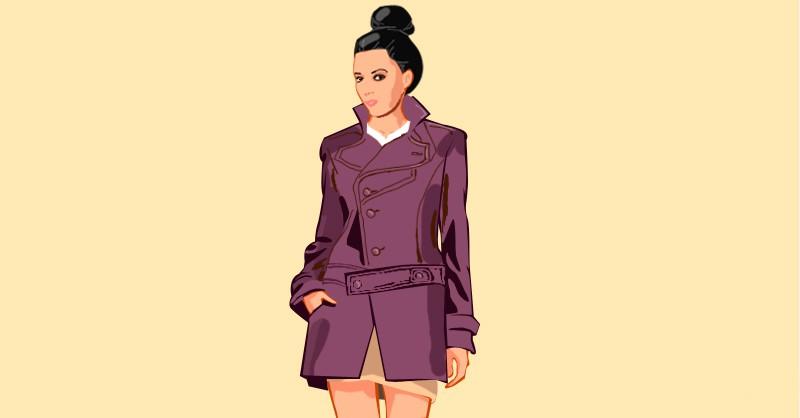 Виолетов цвят