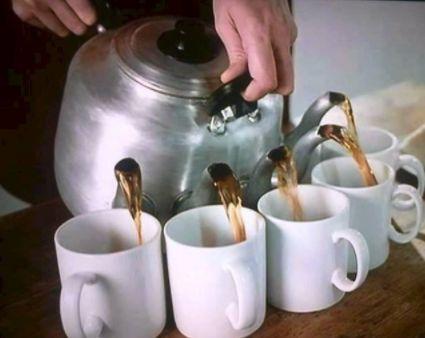 Удобен чайник