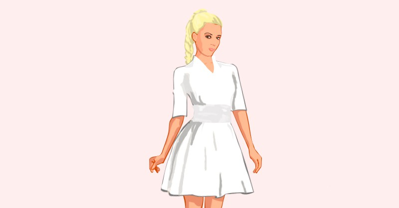 Бял цвят