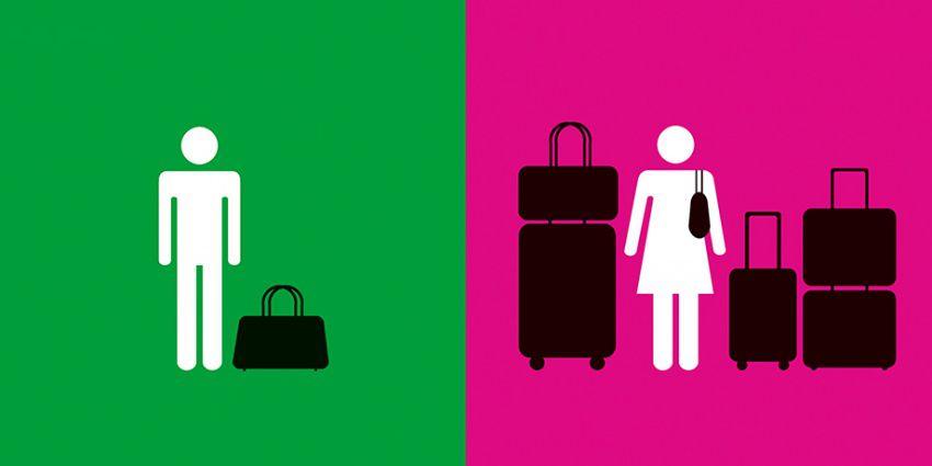 Обема багаж