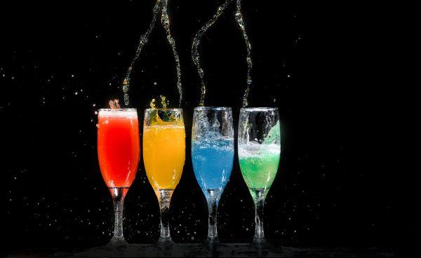 Подсладени напитки