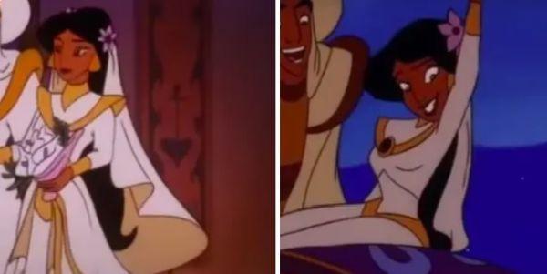 """""""Аладин и завръщането на Джафар"""""""