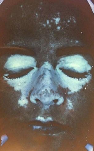 Снимка от скенер