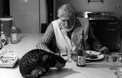 Ърнест Хемингуей, 1950