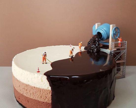 Невероятни торти