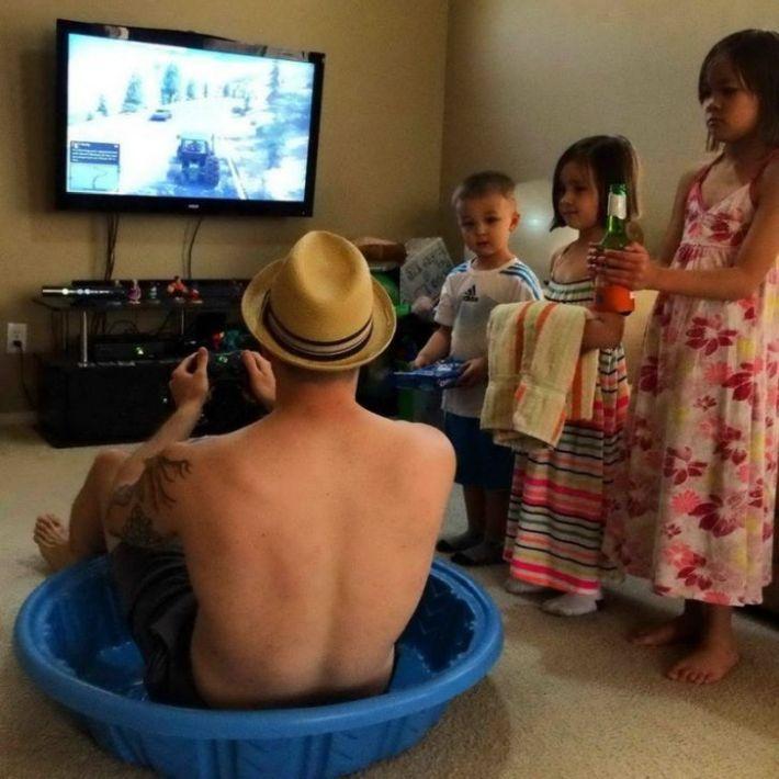 Забавления с деца
