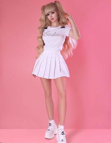 Анжелика е новото Барби