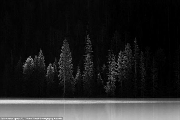 Призрачна гора