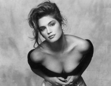 Синди Кроуфорд, 1987