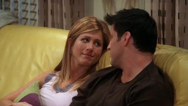 Рейчъл и Джоуи