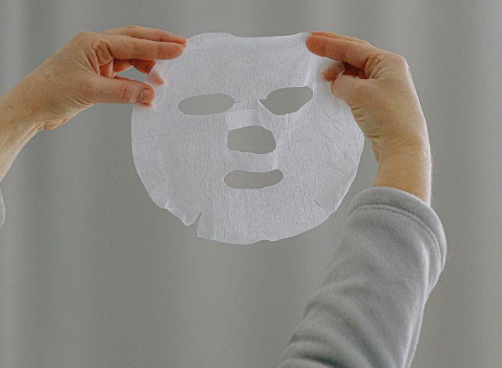 """Листова"" маска"