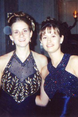 1997: Мъниста в горната част