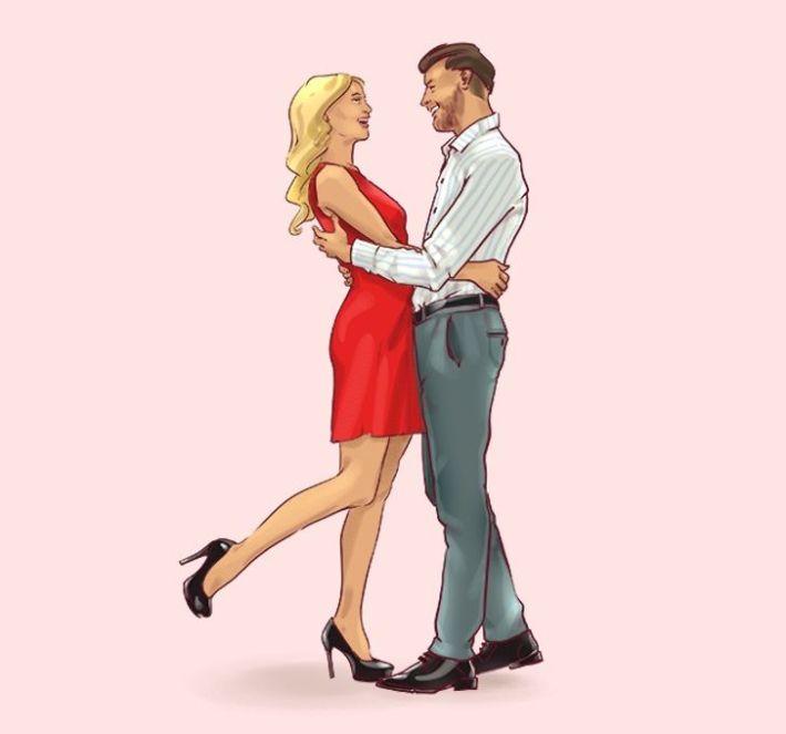 Тест: выберите самую счастливую пару и узнайте, что для вас важно в любви. Пара 5