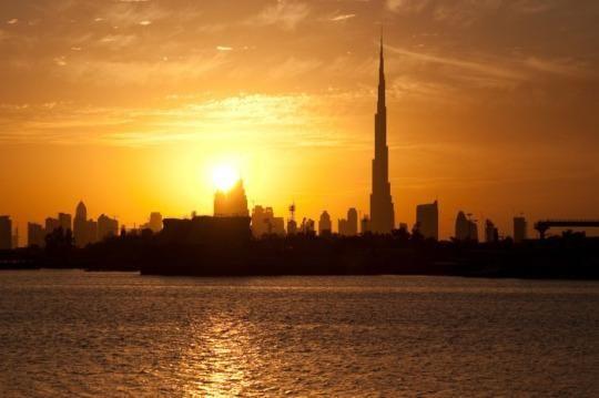 4. Дубай