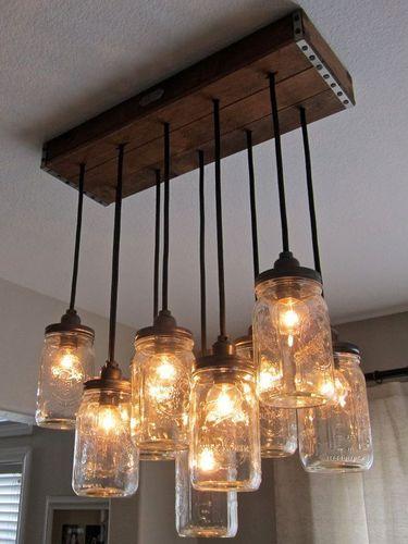 Още една идея за лампа