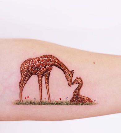 Сладки татуировки