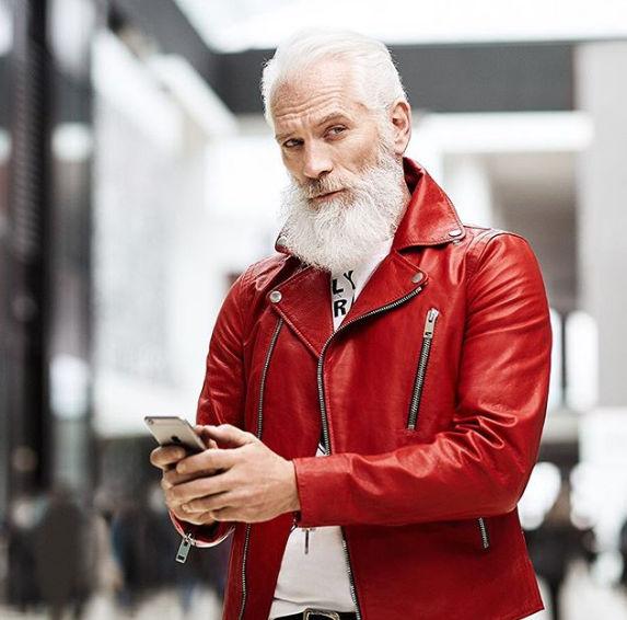 Мъжете са красиви на всяка възраст