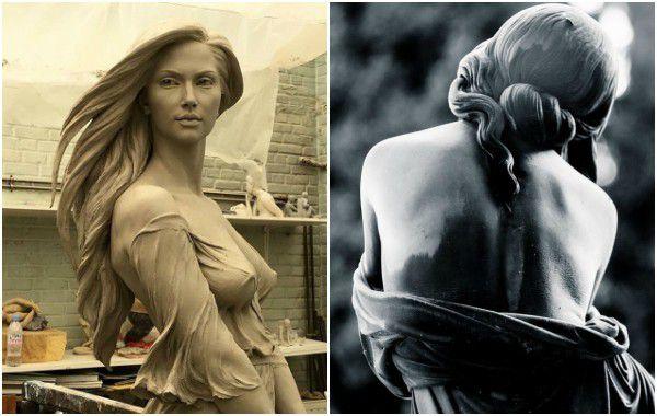 18 скулптури на жени, които ще ви удивят с красотата си