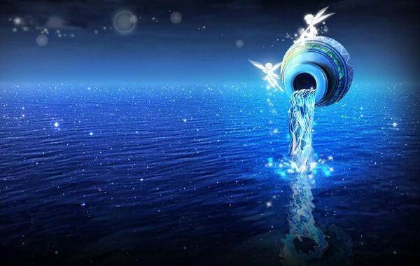 Защо на Водолеите винаги им върви по вода... стига да поискат