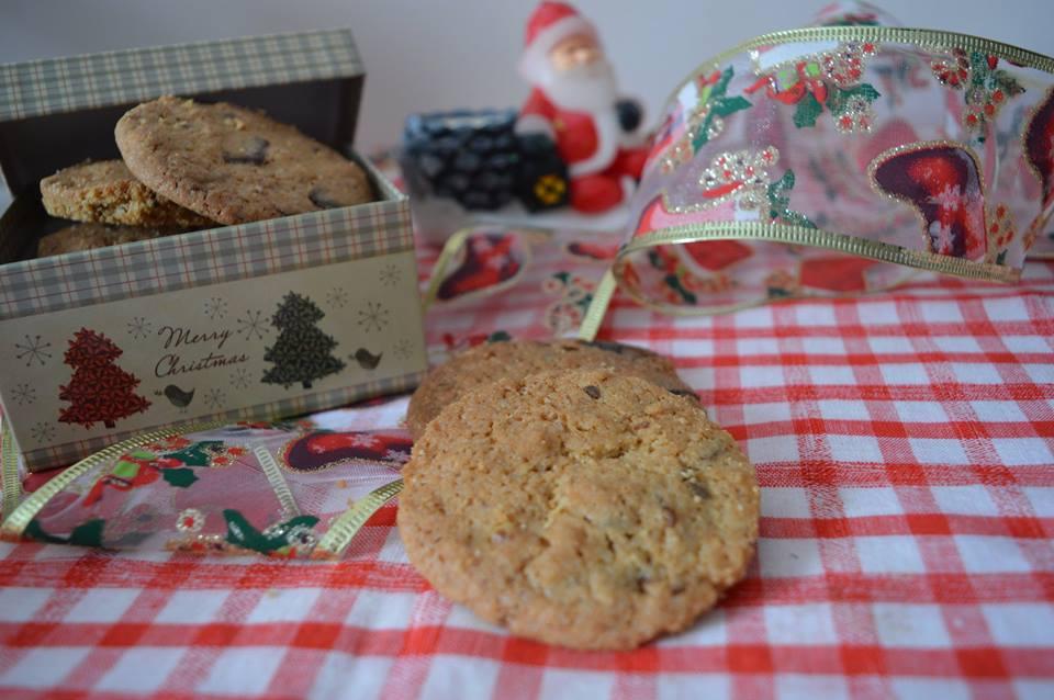 Сладки бисквити с шоколадови парченца на Галя Дочева Николова