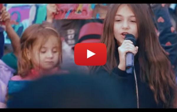 Вижте видеоклипа към химна на Детската Евровизия 2015 #Discover