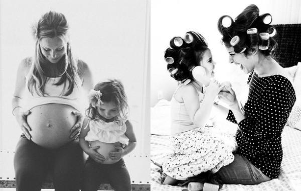 30 снимки, показващи специалната връзка между майка и дъщеря