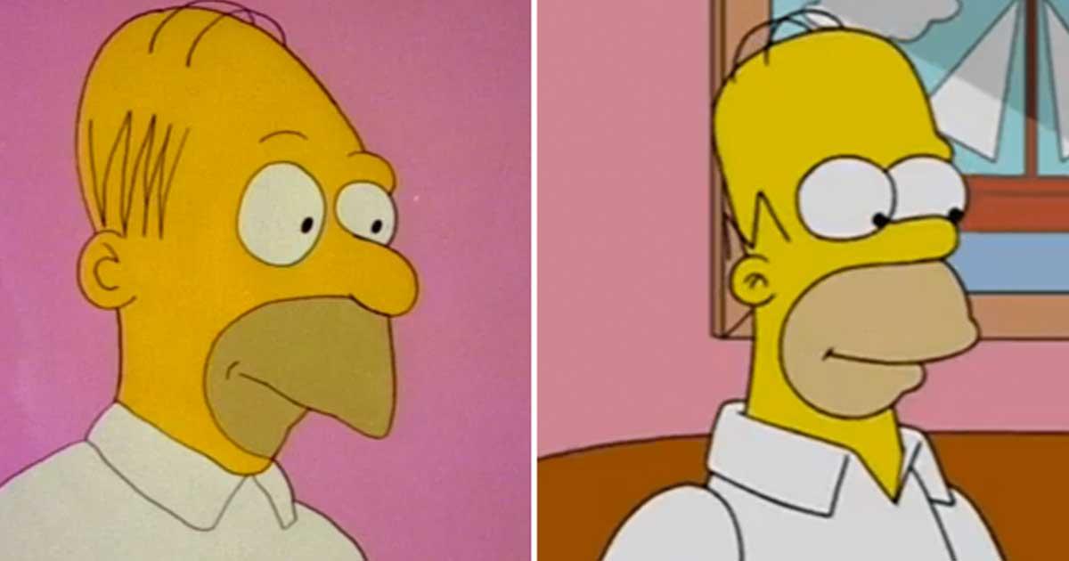 Преди и сега: Как се промениха любимите ни анимационни герои с годините