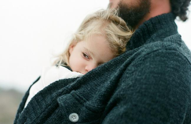 Как да се засили привързаността между бащата и детето