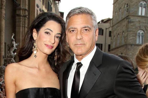 Най-пленяващата личност за 2014 г. е Амал Клуни