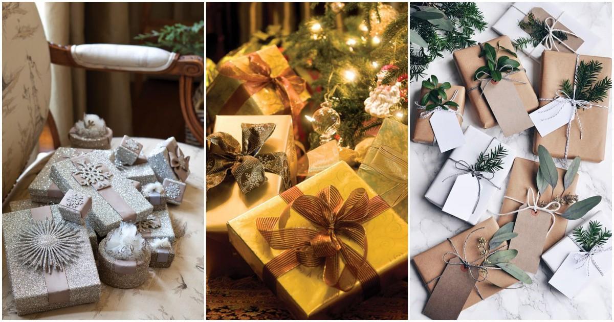 Тази година опаковай подаръците стилно