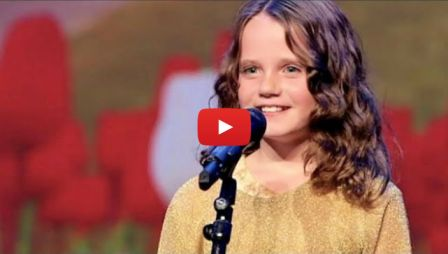 Пеещото дете-чудо от