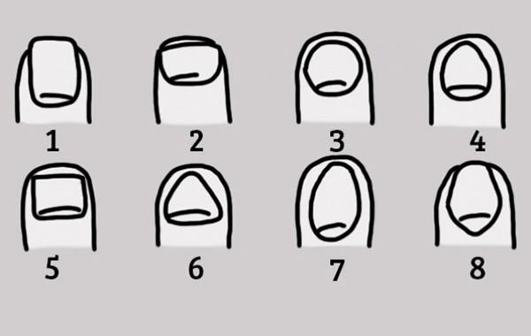 Ще се изненадате: Формата на ноктите ви говори за вашата личност