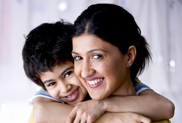 Защо майките в Индия не наказват децата си