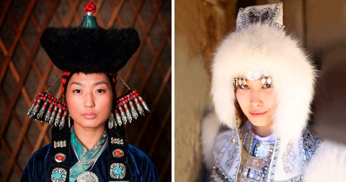 Северни портрети: Как изглеждат изчезващите племена в Сибир