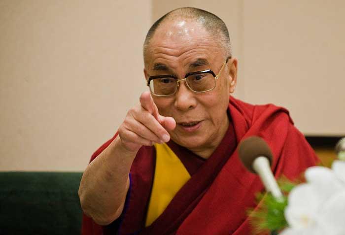 Тествай личността си по метода на Далай Лама