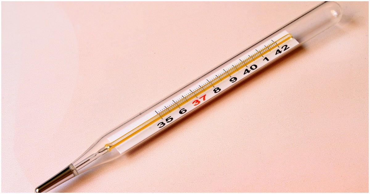 Нормалната телесна температура вече не е 37 градуса width=