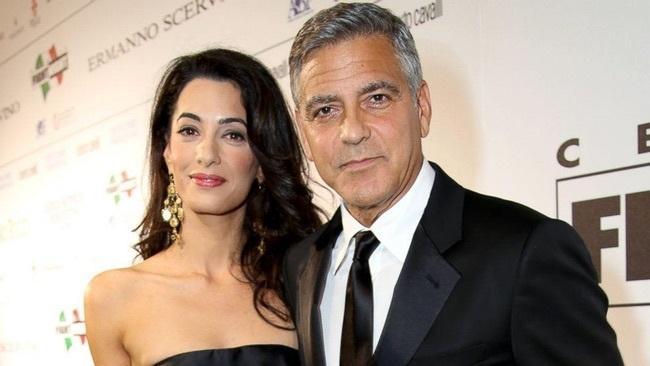 Джордж и Амал Клуни разкриха пола на близнаците