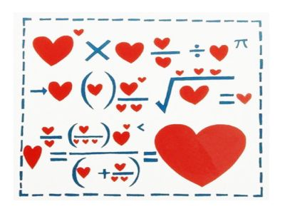 Учени откриха формулата на любовта
